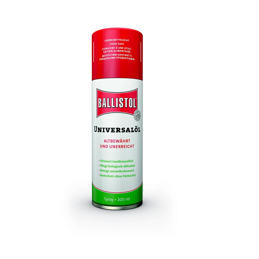 BALLISTOL spray za ciscenje oruzja200ml 3