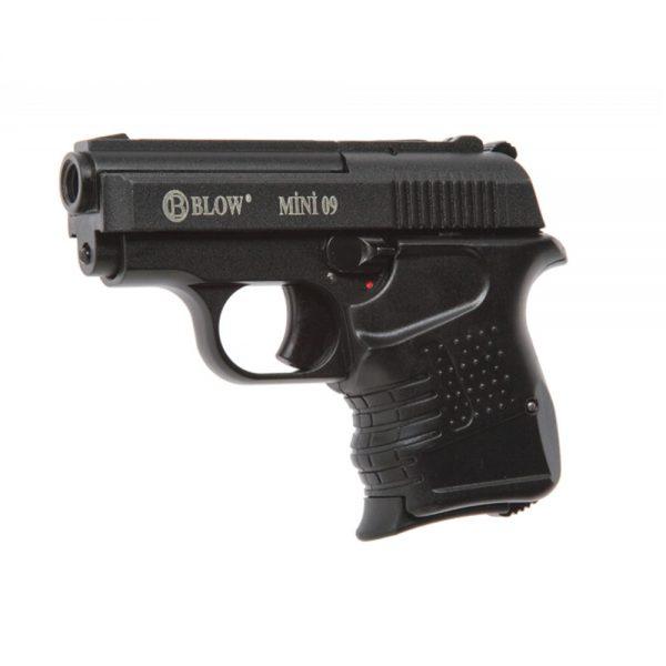 BLOW MINI 09 startniplinski pistolj cal. 9mm P.A. s nastavkom za rakete