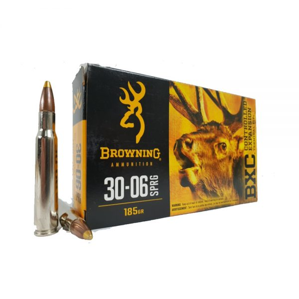 Browning BXC 30 06 CONTROLLED EXPANSION 185 graina 2