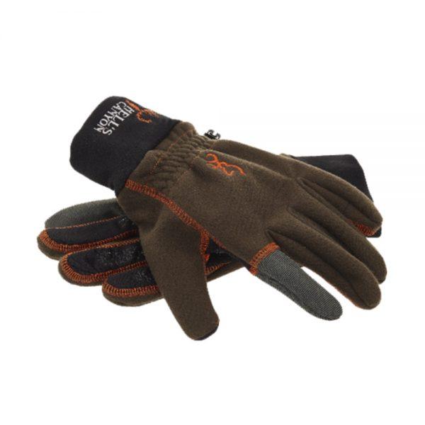 Browning rukavice HELLS CANYON green vel. S M L XL