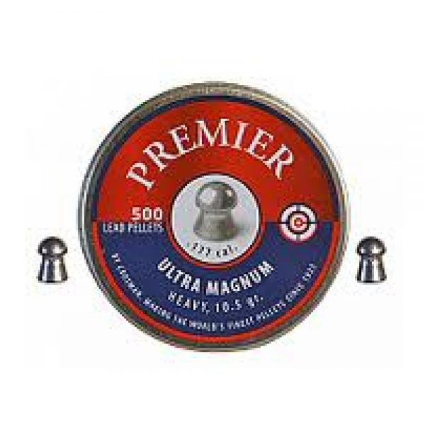 Crosman premier ultra mag. dibole 4.5mmcpum500 kom.