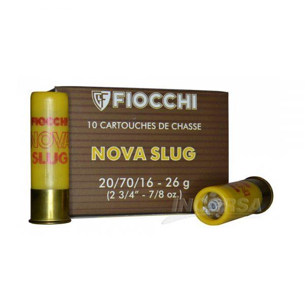 FIOCCHI NOVA SLUG 2070 BRENNEKE
