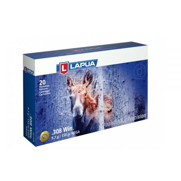 LAPUA 308 Win SP MEGA 97g 1