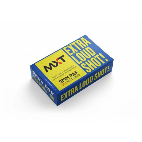 MXT 9mm blank za startneplinske pistolj