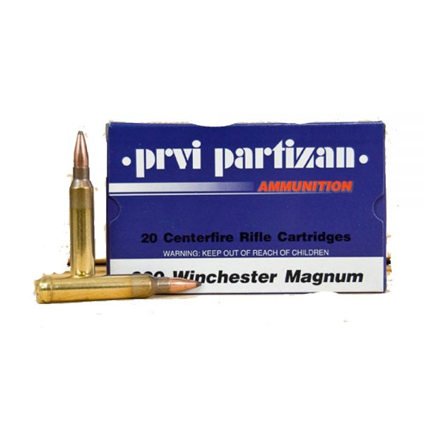 PPU GROM 300 Win Mag 11g 1