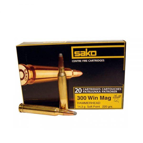 SAKO 300 Win Mag HAMMERHEAD143 grama 1