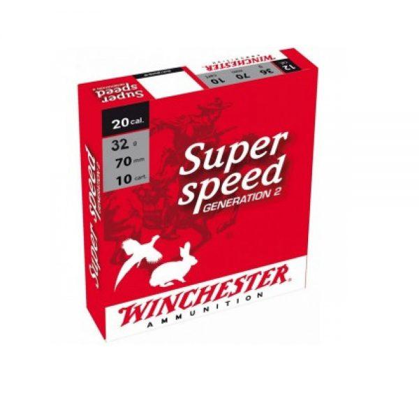 WINCH. SUPER SPEED 2070 32g 30mm i 35mm