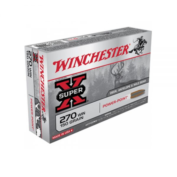 WINCHESTER 270 Win POWER POINT 97g 1