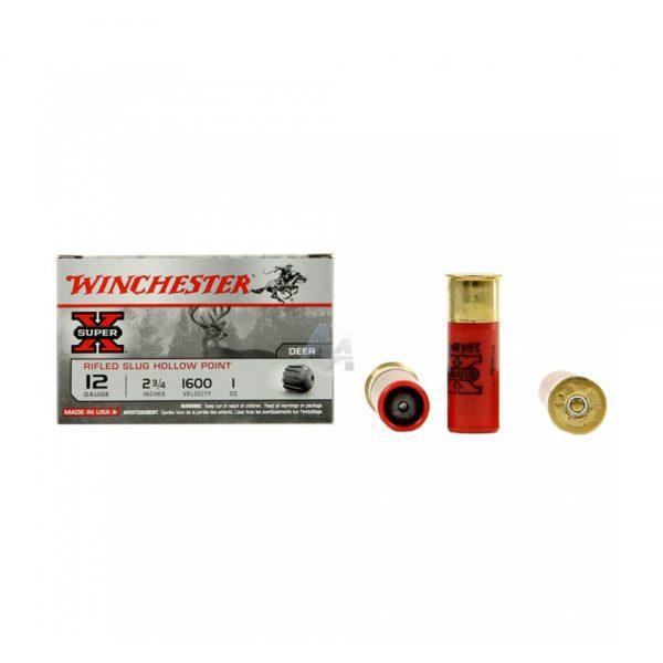 Winchester 1270 28 gr SLUG SUPER X RIFLED pakiranje 5 kom. 1