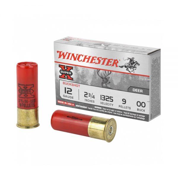 Winchester 1270 BUCKSHOT SUPER X pakiranje 5 komada
