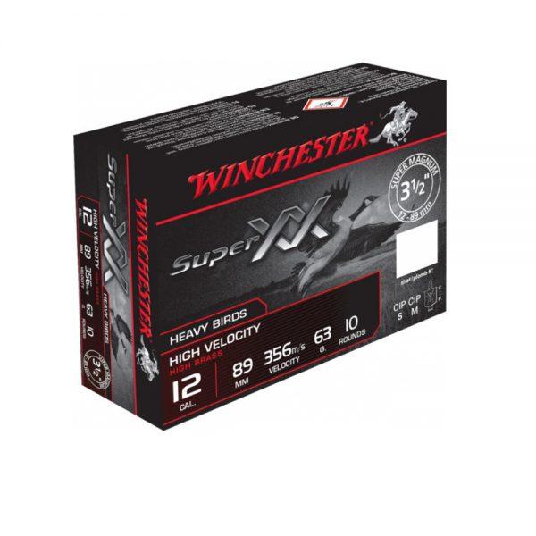 Winchester 1289 63g 35 mm SUPER XX MAGNUM