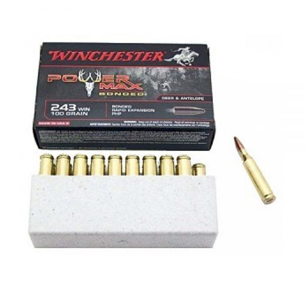 Winchester 243 Win 65g POWER MAX